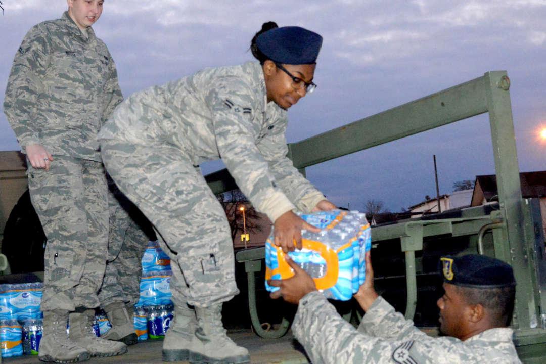 A qui appartient l'eau aux Etats-Unis d'Amérique?